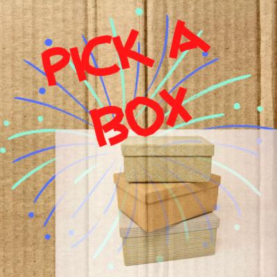 PICK A BOX
